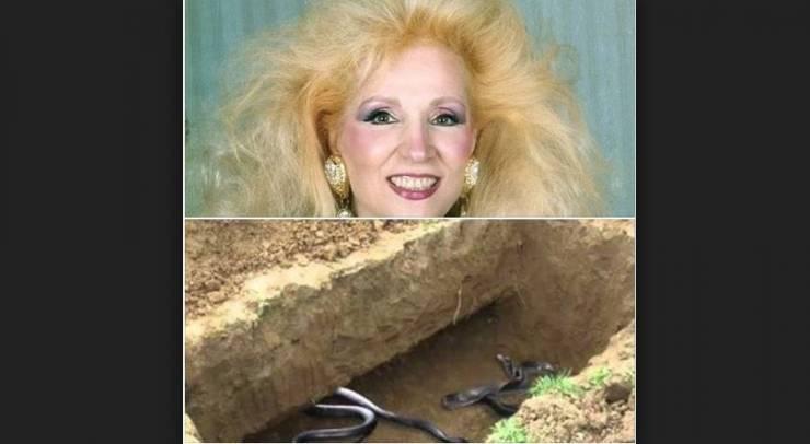 فيديو| ما هي حقيقة خروج الثعابين من قبر الفنانة الراحلة صباح؟! بعد ان احدث هذا الموضوع ضجة كبيرة ردة فعل صاخبة!