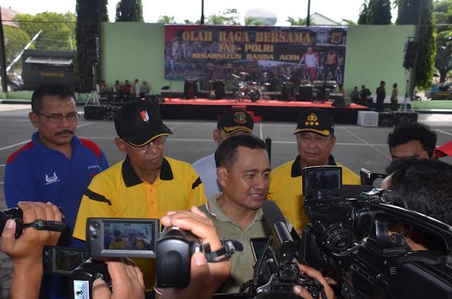 Amankan Pilkada Aceh, Kodam IM Siap Berapapun Kebutuhan Pasukan