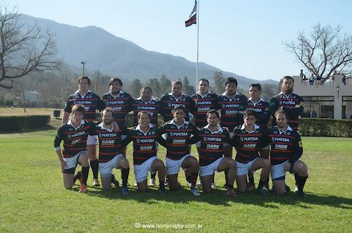 Equipo de primera división de Tigres Rugby Club