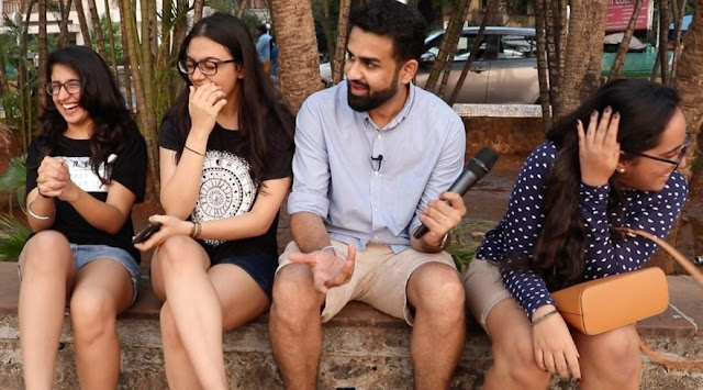 Dirty Mind Test Of Mumbai Girls