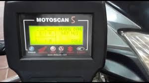 Máy autoscan hệ thống phun xăng  điện tử