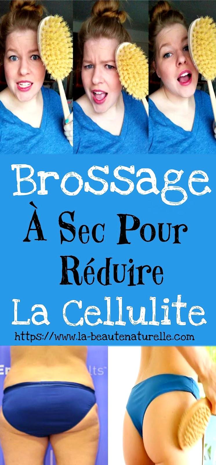 Brossage À Sec Pour Réduire La Cellulite
