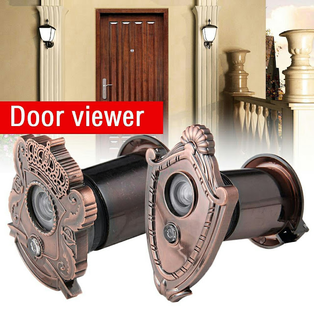 Door eye viewer