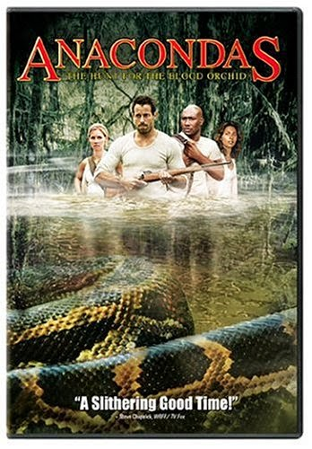 Anacondas The Hunt for the Blood Orchid 2004 Hindi Dubbed Audio DVDRip 300mb