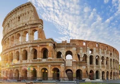 Coliseo Romano o Anfiteatro Flavio