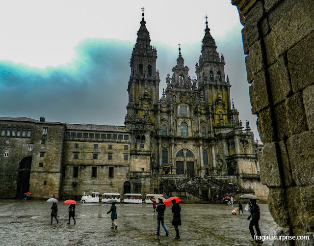 Santiago de Compostela, Espanha