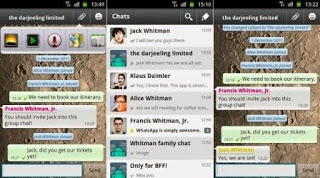 WhatsApp Messenger Official Apk v2.12.367 Terbaru (WA) - Boss Droid