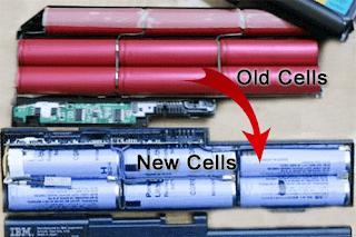 input new cells