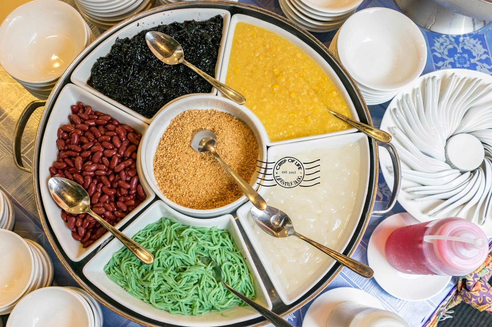 Bazaar Ramadan Buka Puasa Buffet Spread @ Royale Chulan Penang
