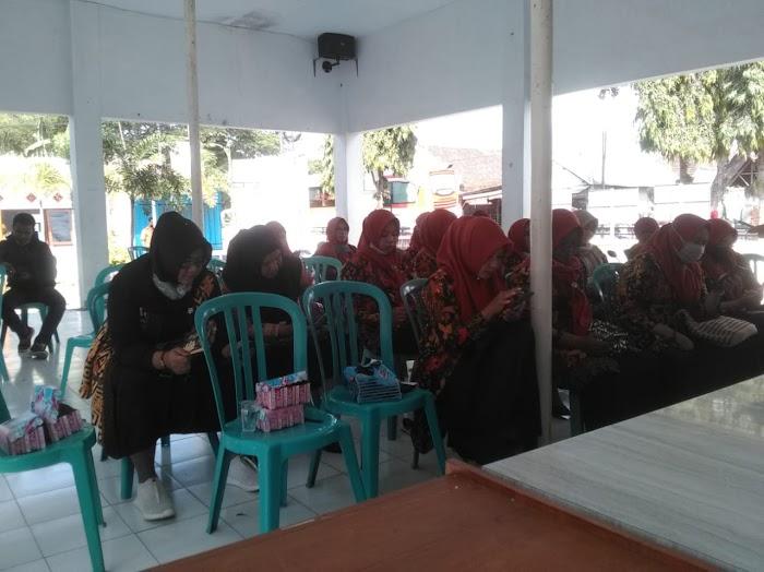 20 orang Pokja SDGs Desa Bengkak Wongsorejo Banyuwangi, Ikuti Bimbingan Teknis Pendataan SDGs Desa.