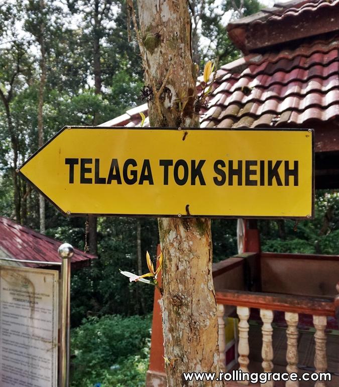 Telaga Tok Sheikh Kedah