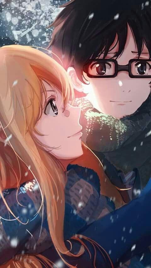 Foto anime android romantis