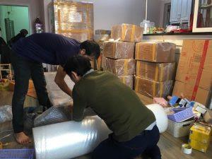 Dịch vụ chuyển nhà tại Hà Nội - quận Cầu Giấy