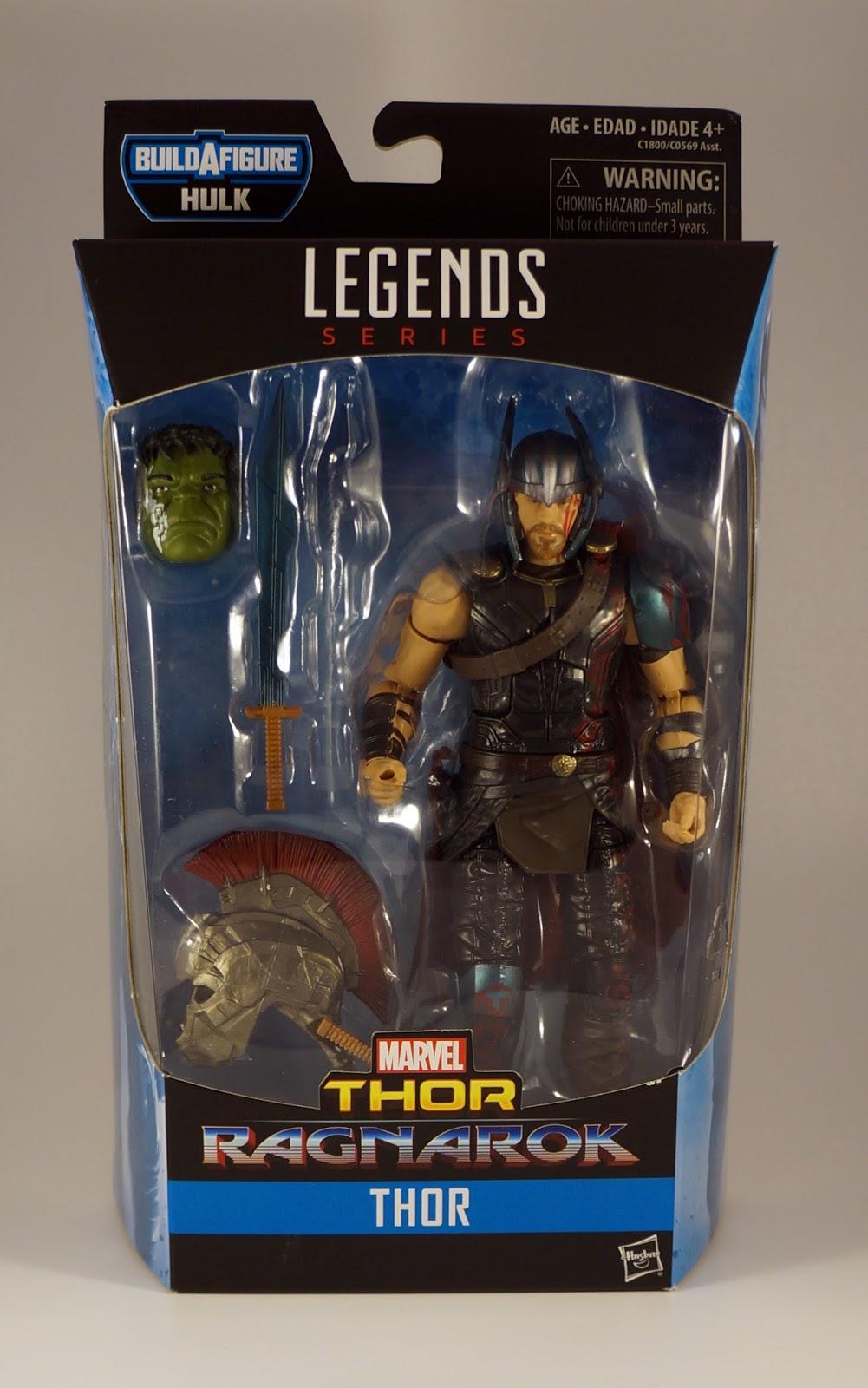 Marvel Legends Thor Ragnarok Gladiator Hulk BAF RIGHT LEG Piece only NO LOKI fig