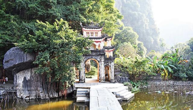 Bich Dong Pagoda en Ninh Binh
