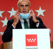 Consejero Sanidad Enrique Ruiz Escudero