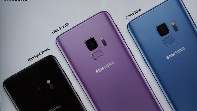 Cara Upgrade Android Samsung