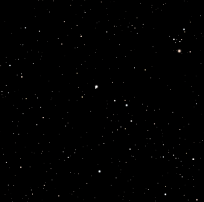 field of stars from SkyTools 3 Pro