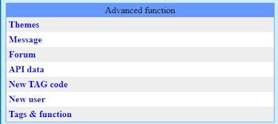 Wapka Advance Function