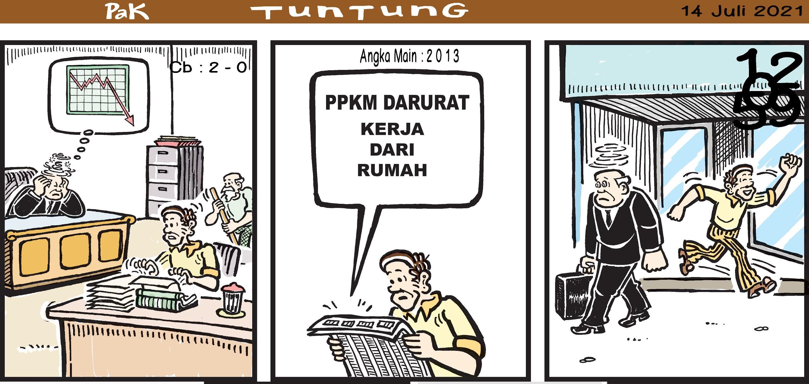 Prediksi Pak Tuntung Sdy Rabu 14 juli 2021