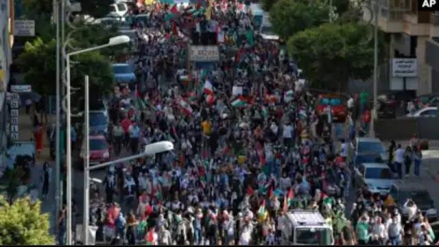 Hizbullah Peringati Penarikan Mundur Israel dari Lebanon