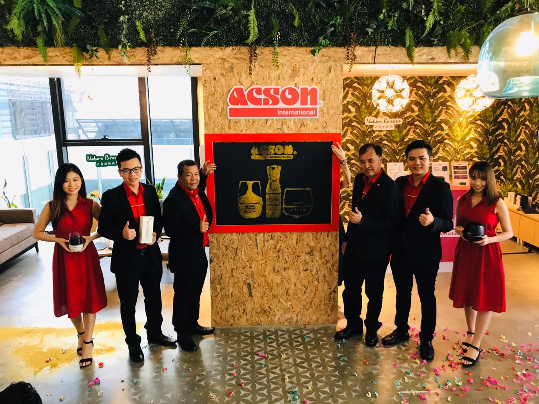 ACSON Perkenalkan Spray Anti VOC Pertama Di Malaysia Untuk Memulihkan Udara Dalaman