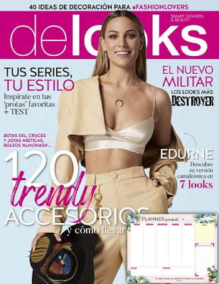 revista delooks y obsequio octubre 2019