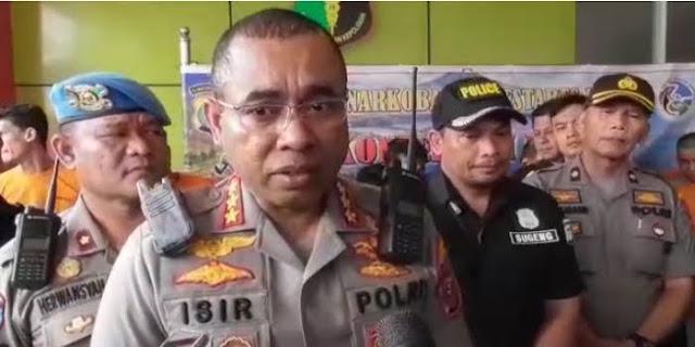 Polisi Sebut Tak Ada Ancaman saat Data Ustaz-Santri Tengah Malam di Surabaya