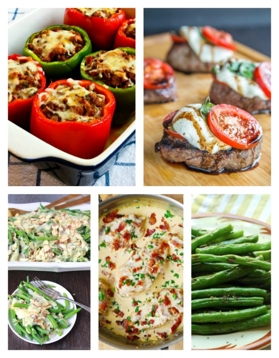 Low-Carb Recipe Love on Fridays (8-26-16) found on KalynsKitchen.com