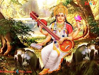 goddess saraswati images