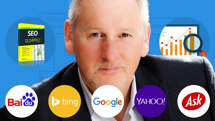 Complete SEO Training With Top SEO Expert Peter Kent - Coupon
