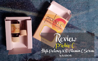 Probio C High Potency 10% vitamin C serum