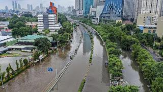 Banjir Jakarta dan Sekitarnya adalah Muhasabah diri