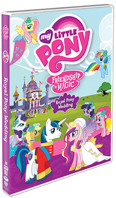 My Little Pony: Friendship is Magic DVD