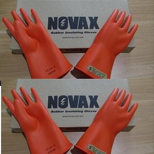 Jual Electrical Gloves Class 500KV Novax Anti Setrum di Jakarta