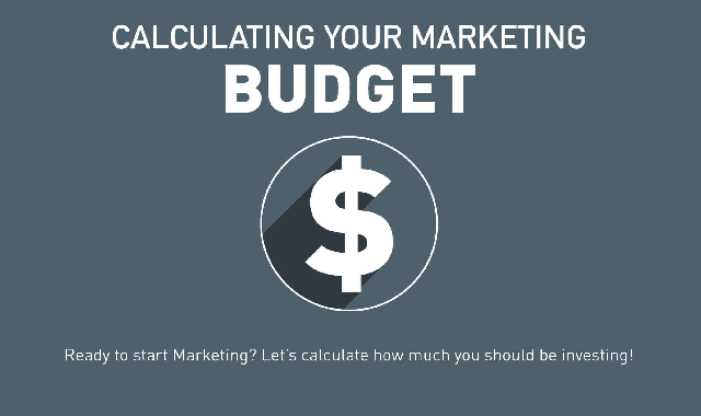 Calculating Your Marketing Budget #infographic