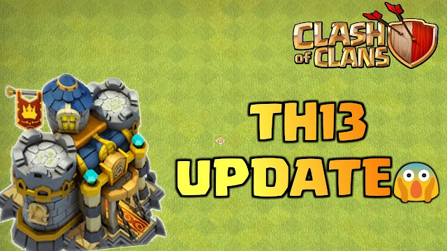 Clash Of Clans Private Server Town Hall 13 COC MOD APK | Androidepic.com