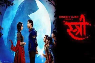 Stree 2018 Movie Download DVDRip 300MB