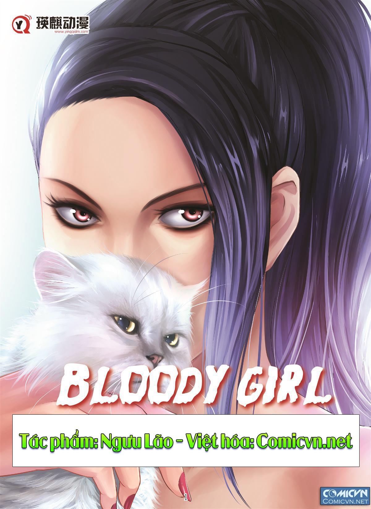Bloody Girl