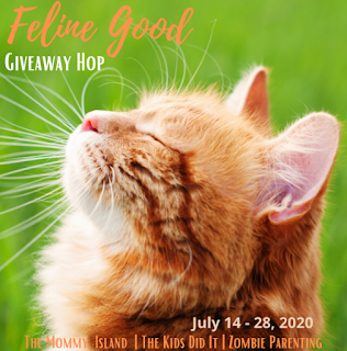 Feline Good July Giveaway hop