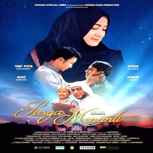 Surga Menanti Poster Film