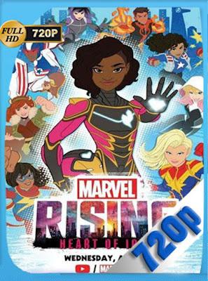 Marvel Rising Heart of Iron (2019) HD[720P] latino[GoogleDrive] DizonHD