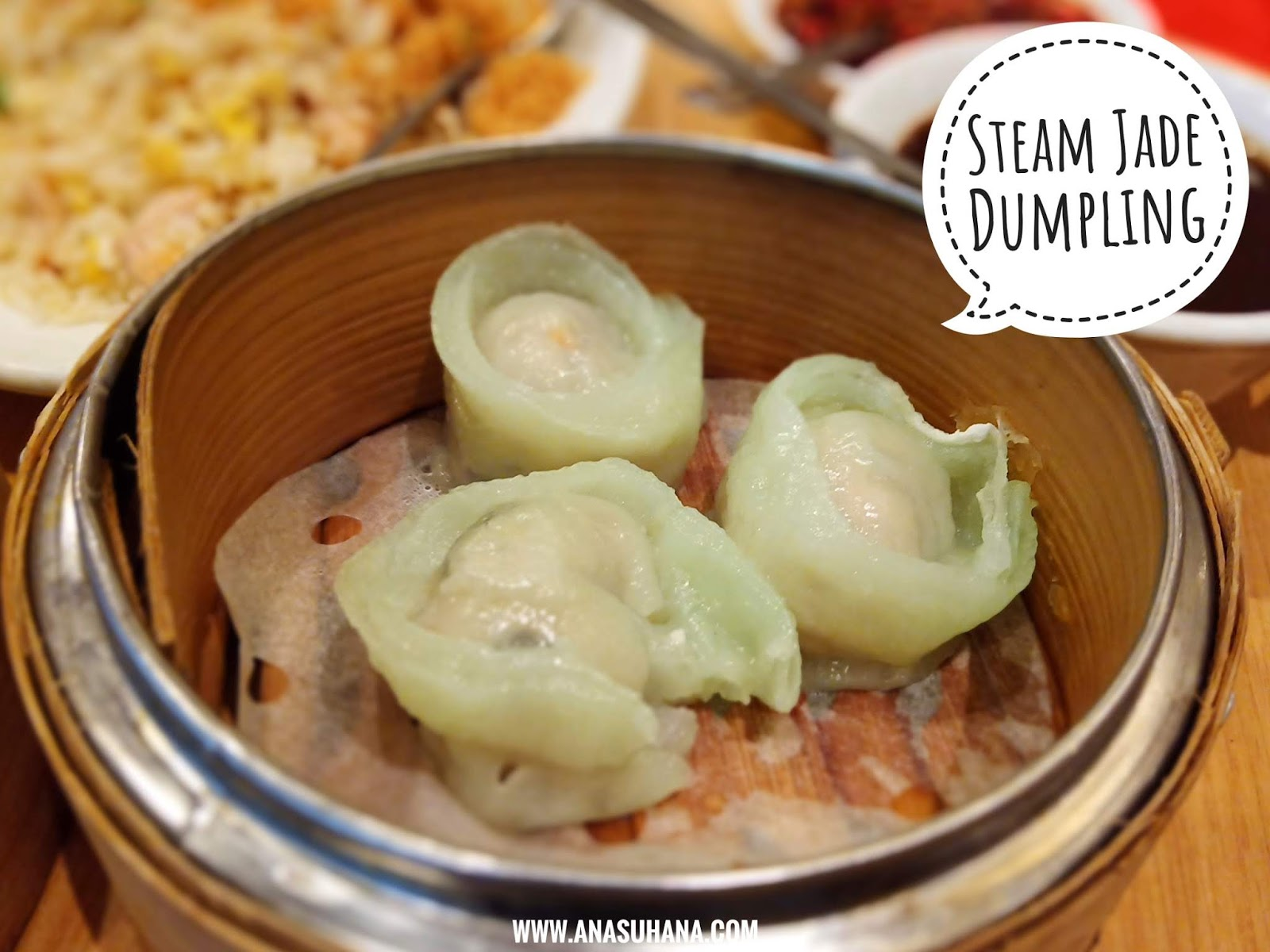 All You Can Eat Dimsum Buffet