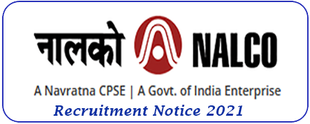 NALCO Mines Staff Recruitment 2021