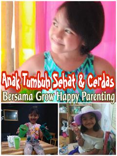 Anak Cerdas dan Sehat Bersama Grow  Happy Parenting