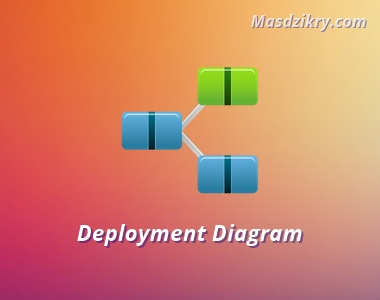 Pengertian deployment diagram