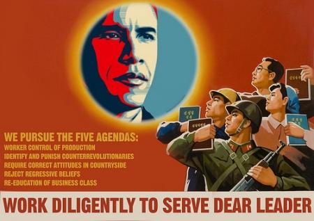 Image result for Obama the great leader