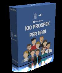 100 Prospek per Hari dari Facebook Ads