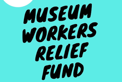 Museum Workers Releief Fund logo
