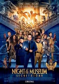 Xem Phim Đêm Trong Viện Bảo Tàng Bí Mật Hầm Mộ
